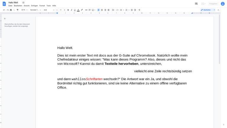 1631948228 390 5 alternatives Office pour les Chromebooks
