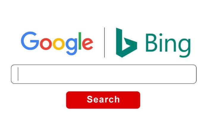 Navigateur Mozilla Google Firefox Bing