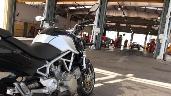 Avez-vous une moto?  Se préparer aux inspections périodiques dès 2022