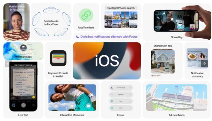 iOS 15 arrive aujourd'hui !  Votre iPhone supporte-t-il cette nouvelle version ?