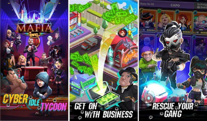 Mafia Inc. - Tycoon Idle Game