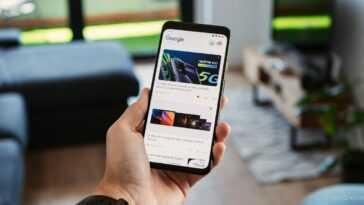 Le Moteur De Recherche Google Sur Android Est Mis à