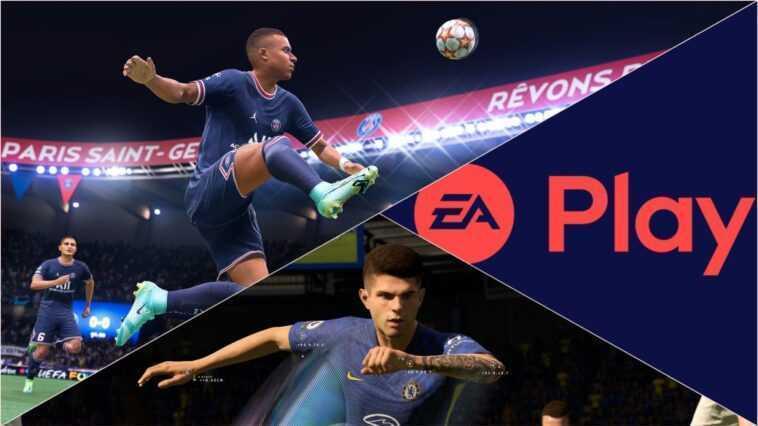 Fifa 22 : Comment Jouer Avec Ea Play Avant La