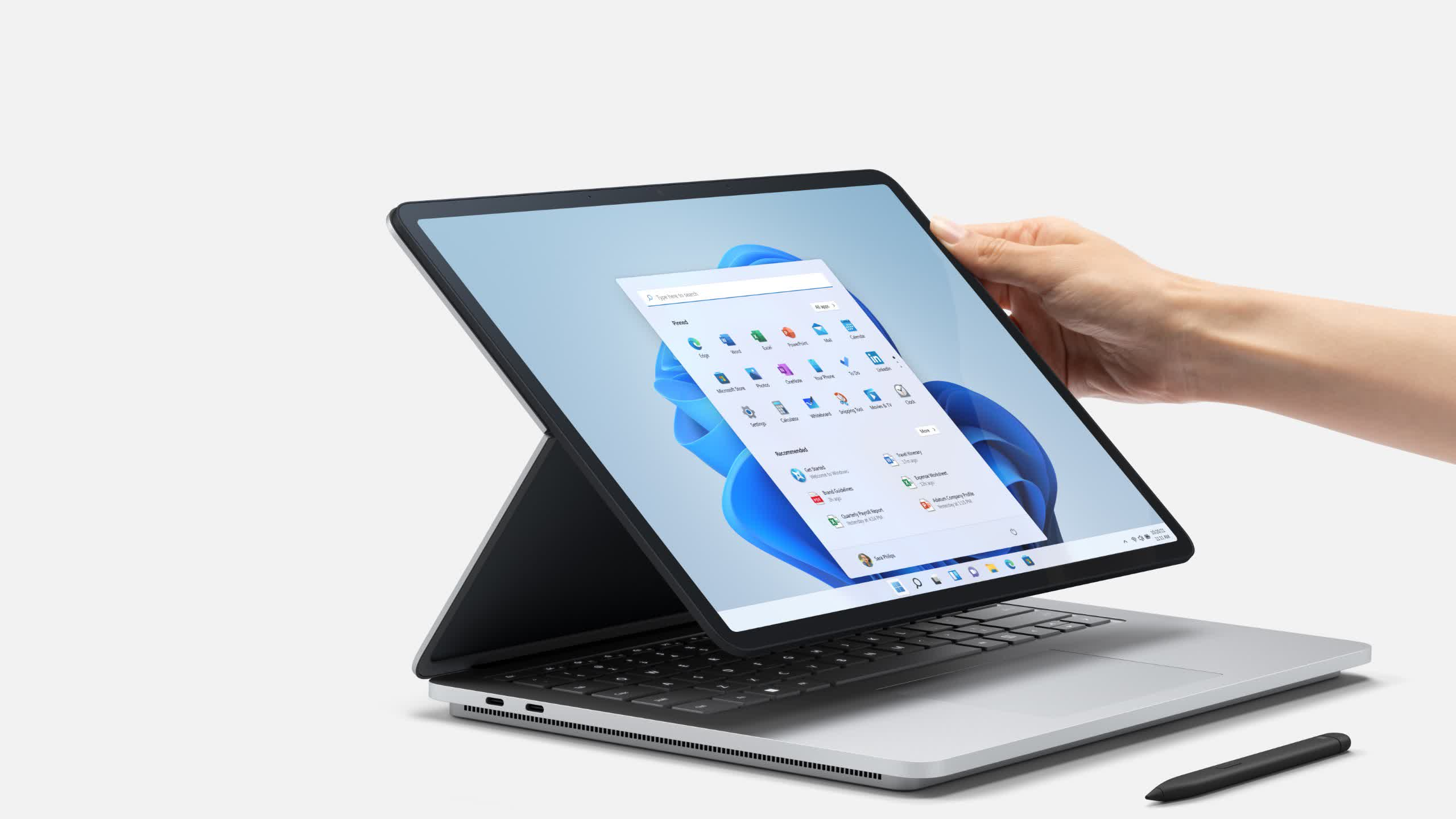 1632339909 379 Microsoft devoile Surface Laptop Studio sa Surface la plus audacieuse