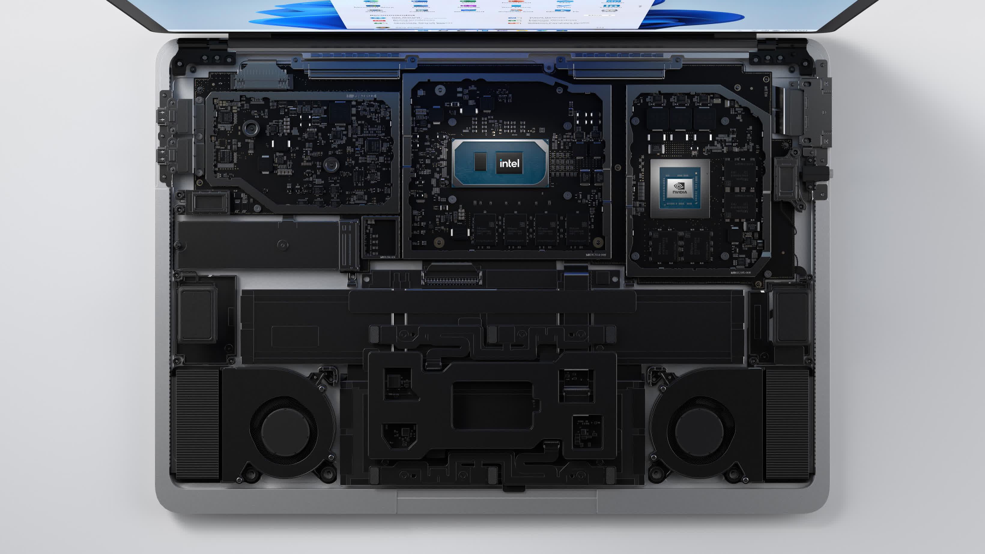 1632339909 800 Microsoft devoile Surface Laptop Studio sa Surface la plus audacieuse