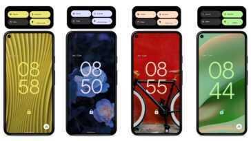 Les Thèmes Automatiques D'android 12 Pourront Atteindre N'importe Quel Mobile