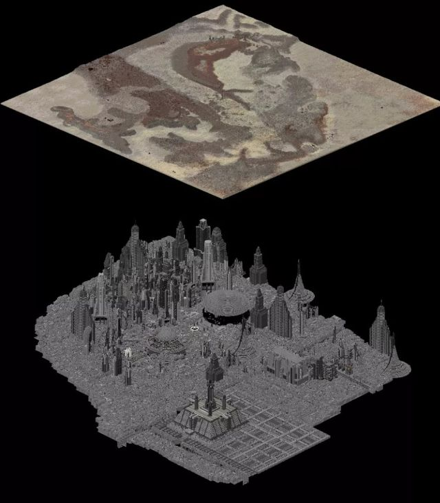 Guerres des étoiles, Minecraft