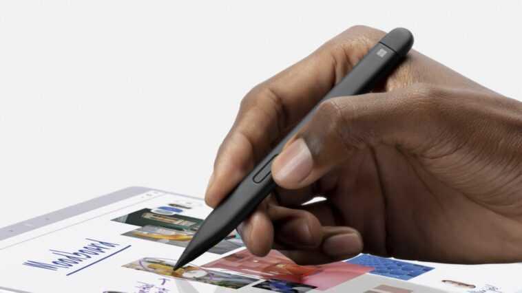 Nouveau Surface Pen Slim 2, Une écriture Encore Plus Réaliste