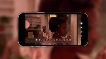 Apple A Expliqué Comment Le Mode Cinéma De L'iphone 13