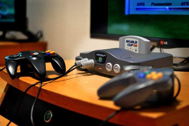 Nintendo Apporte Les Jeux N64 Et Genesis Sur Nintendo Switch