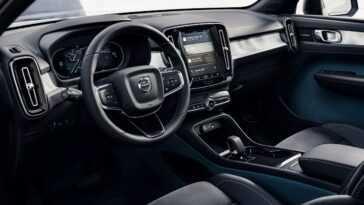 Volvo Abandonne Le Cuir Dans Tous Ses Véhicules électriques Pour