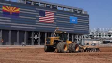 Intel Innove Dans Deux Usines De Puces Avancées En Arizona