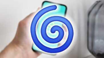 Pourquoi Y A T Il Un Emoji Avec Une Spirale Sur Whatsapp