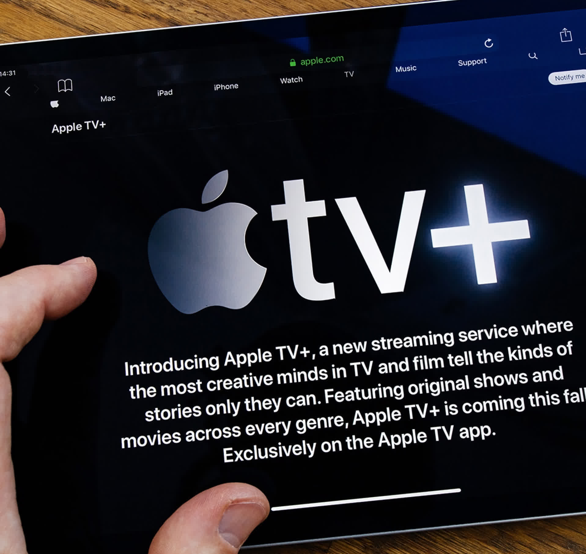 Apple aurait decide de ne pas utiliser le dongle de