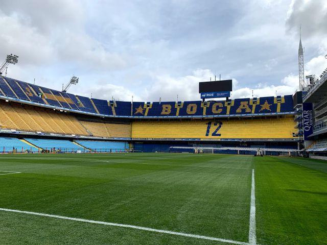 Boca Juniors sera dans FIFA 22