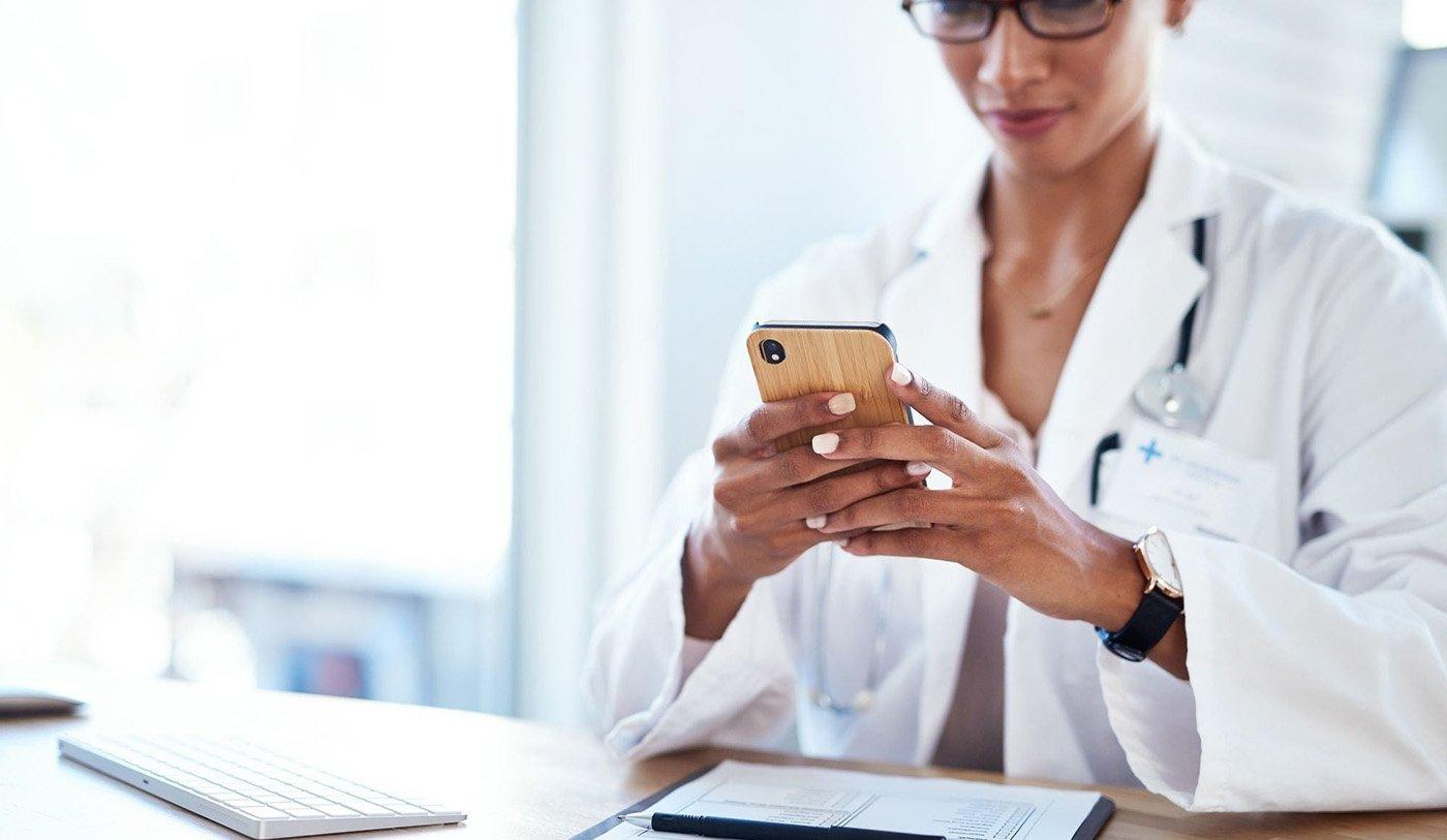 applications pour les médecins et les patients