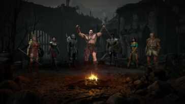 Diablo Ii: Le Jeu En Ligne Ressuscité A été Interrompu