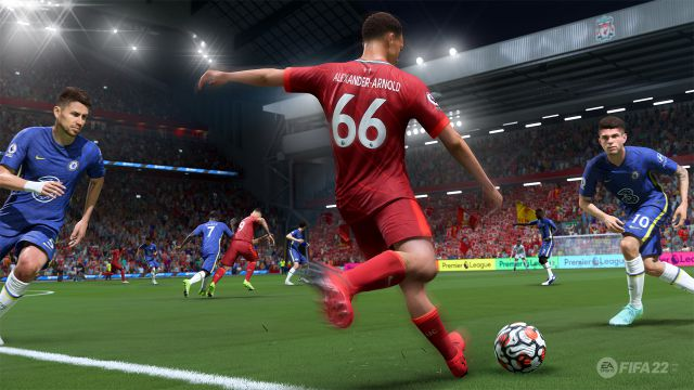 FIFA 22 test EA Play comment jouer accès
