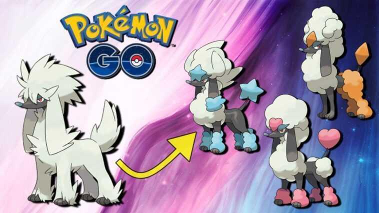 Furfrou Dans Pokémon Go : Toutes Les Coupes Et Comment
