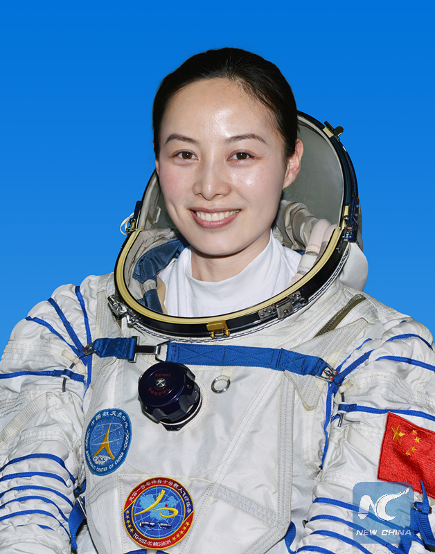 La Chine doit envoyer pour la premiere fois un astronaute