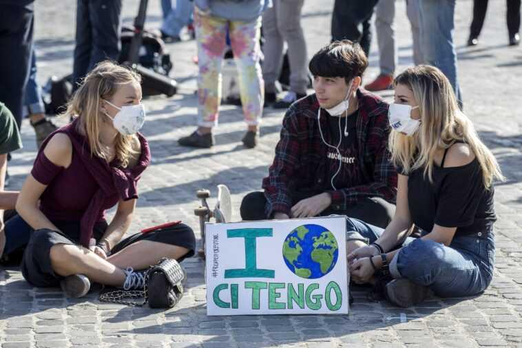La Catastrophe Climatique Se Profile Et Les Jeunes L'ont Compris
