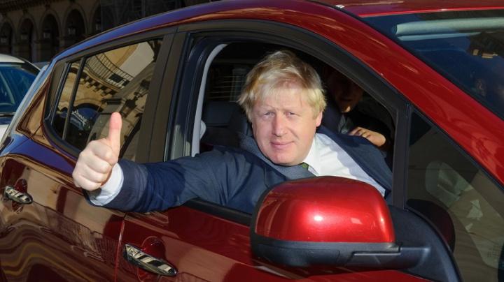Boris Johnson, Premier ministre du Royaume-Uni