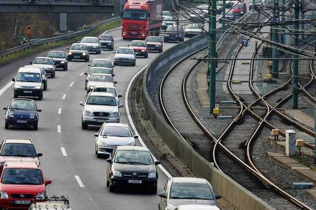 Le Bruit Du Trafic Routier Et Ferroviaire Augmente Le Risque