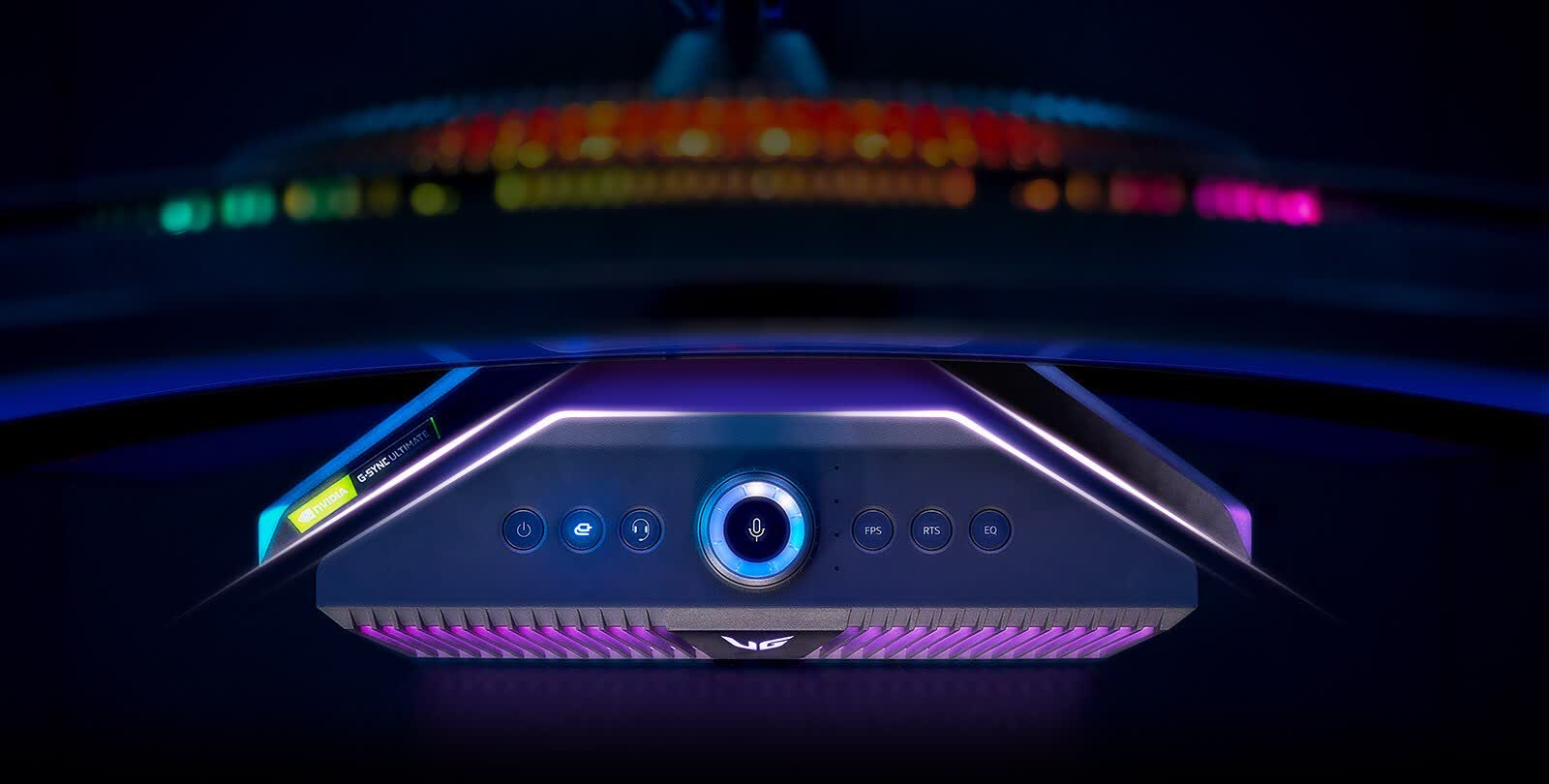 Le haut parleur de jeu portable UltraGear de 500 de