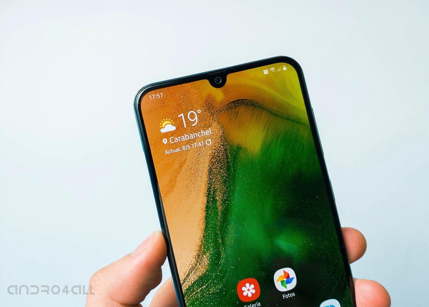Patch de sécurité du Samsung Galaxy A50 de septembre
