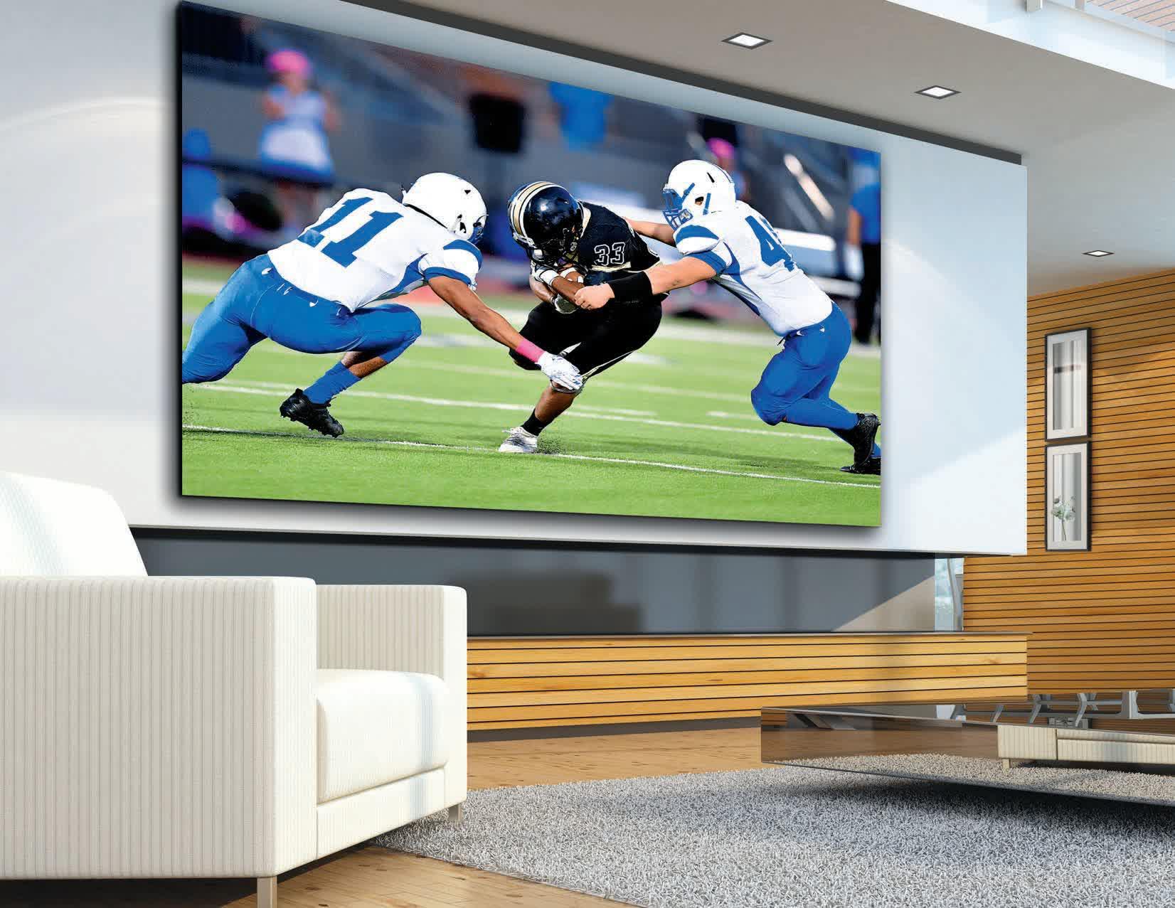 Les televiseurs LED Direct View sont la reponse ridiculement grande