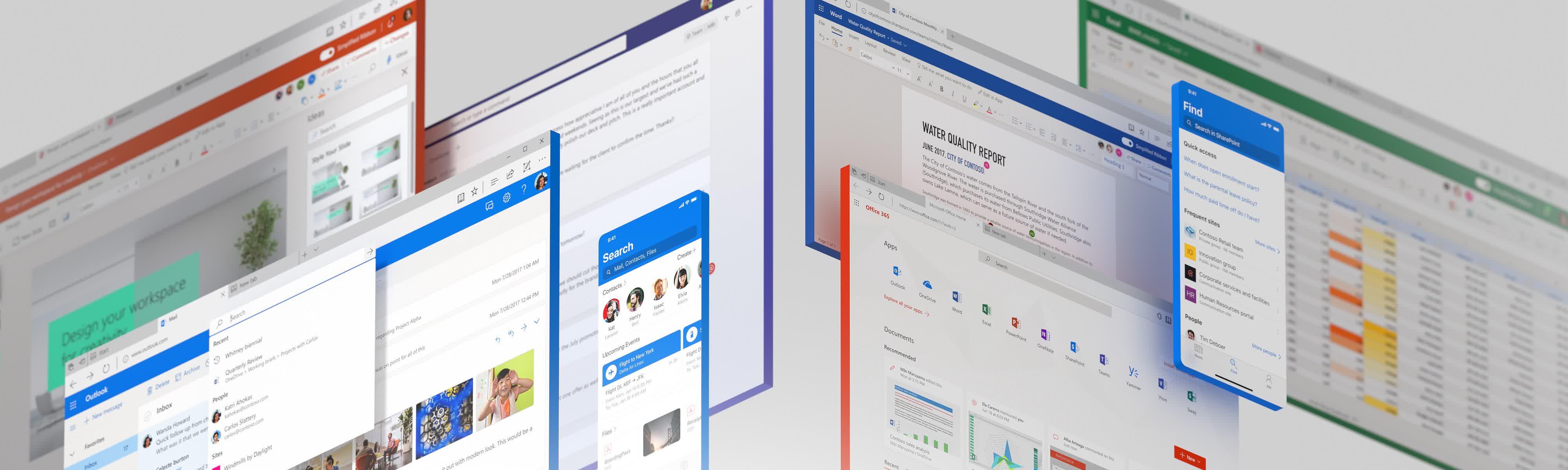 Microsoft Office 2021 debarque aux cotes de Windows 11 le