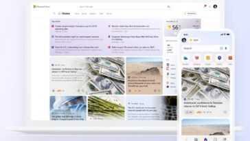 Microsoft Start, L'évolution De Msn Est Arrivée