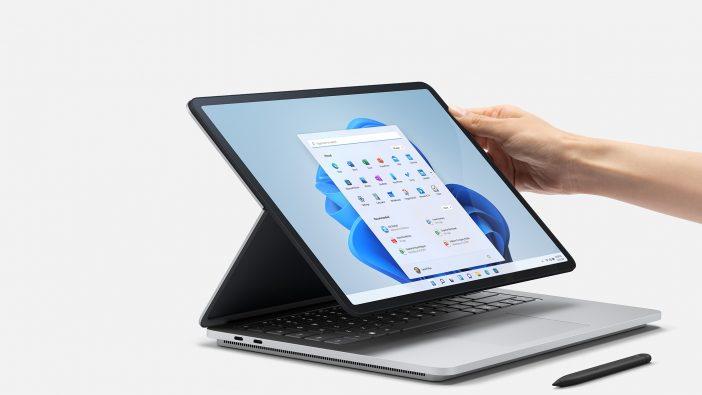 Charnière Surface Laptop Studio