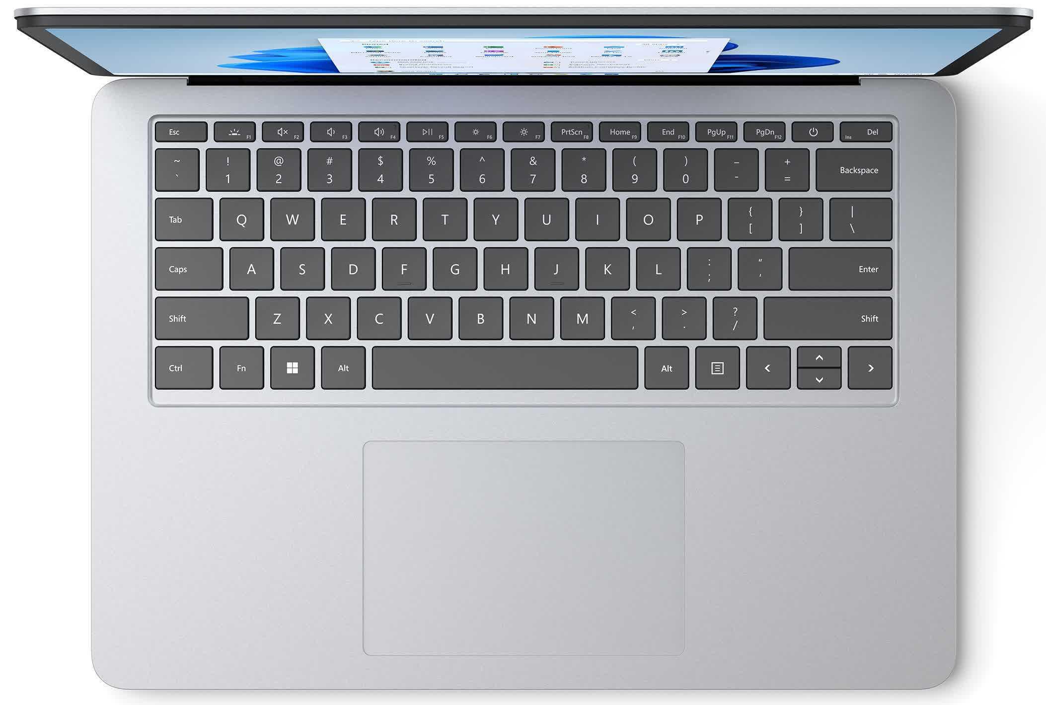 Microsoft devoile Surface Laptop Studio sa Surface la plus audacieuse