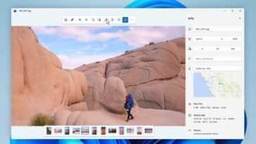 Microsoft Présente Une Nouvelle Application Windows 11 Photos