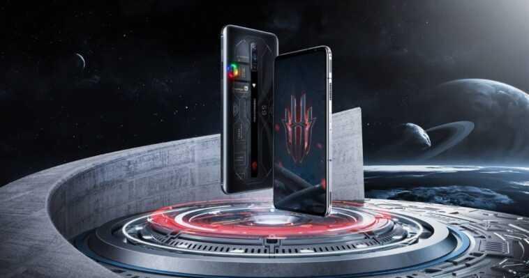 Nouveau Red Magic 6s Pro : Le Mobile De Jeu