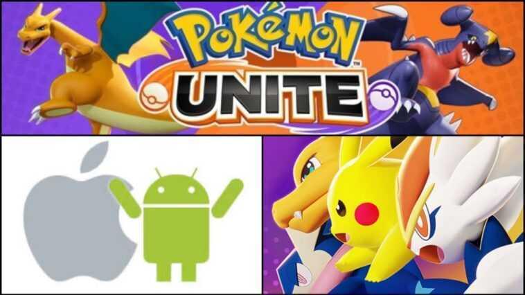 Quand Pokémon Unite Sortira T Il Pour Android Et Ios ? Date,