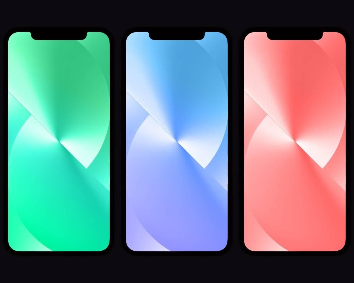 couverture de fonds d'écran iPhone 13