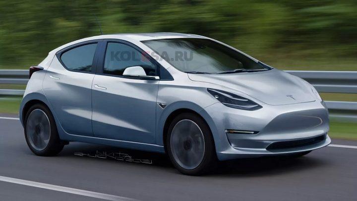 Tesla Model 2 Est ce que cela ressemblera a la