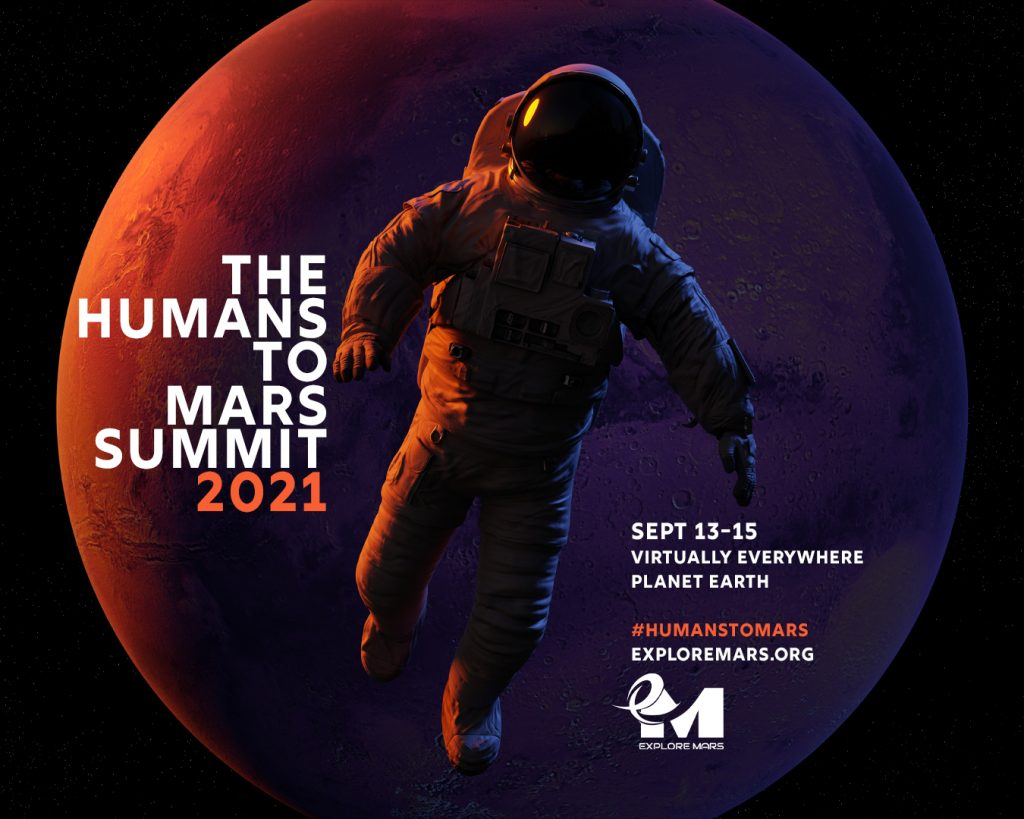 Tout savoir sur la conference Humans for Mars 2021 a