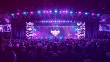 Twitch Programme Deux événements Twitchcon En Personne Pour 2022