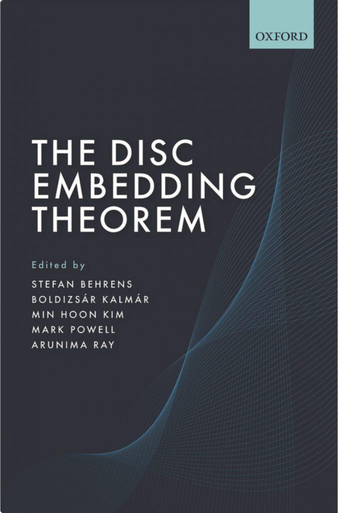 L'image montre la couverture d'un livre qui sauve une base essentielle des mathématiques