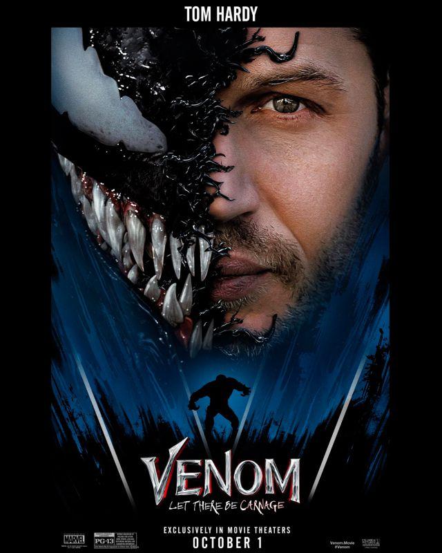 Venom Will Be Carnage est presque classé R : nouvelles affiches et clips vidéo inédits