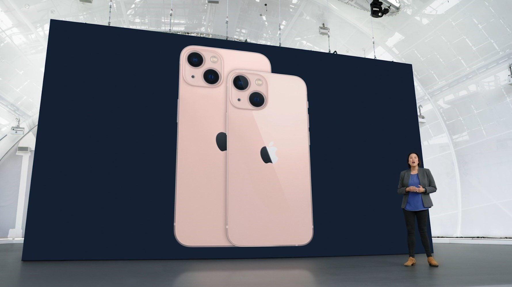 Voici le nouvel iPhone 13 comment est le dernier