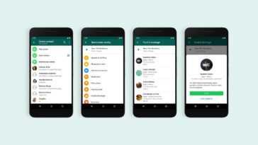 Whatsapp Commence à Tester Un Annuaire D'entreprises De Style Pages