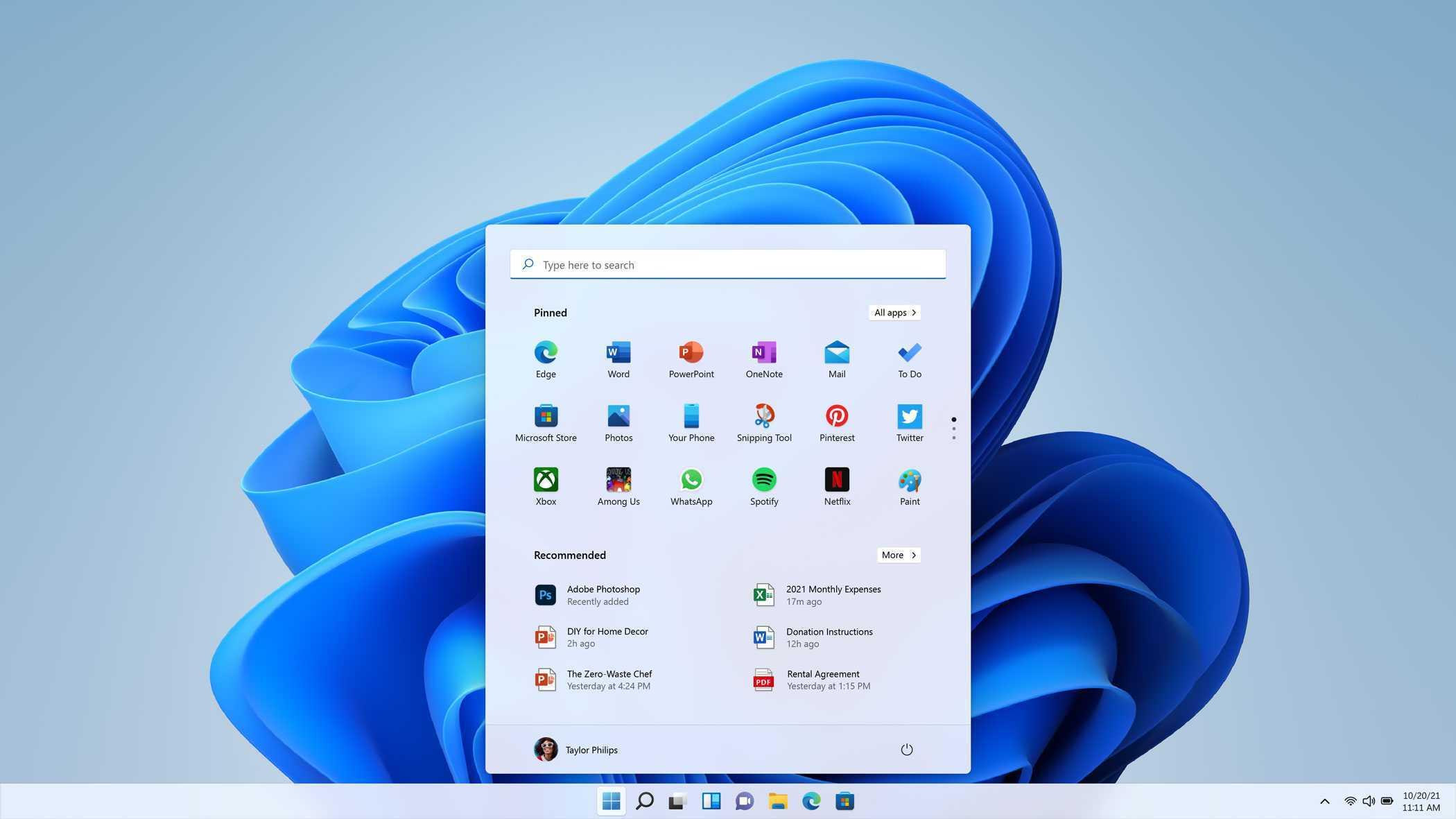 Windows 11 (build 22000.194) Est Disponible Dans Release Preview Et