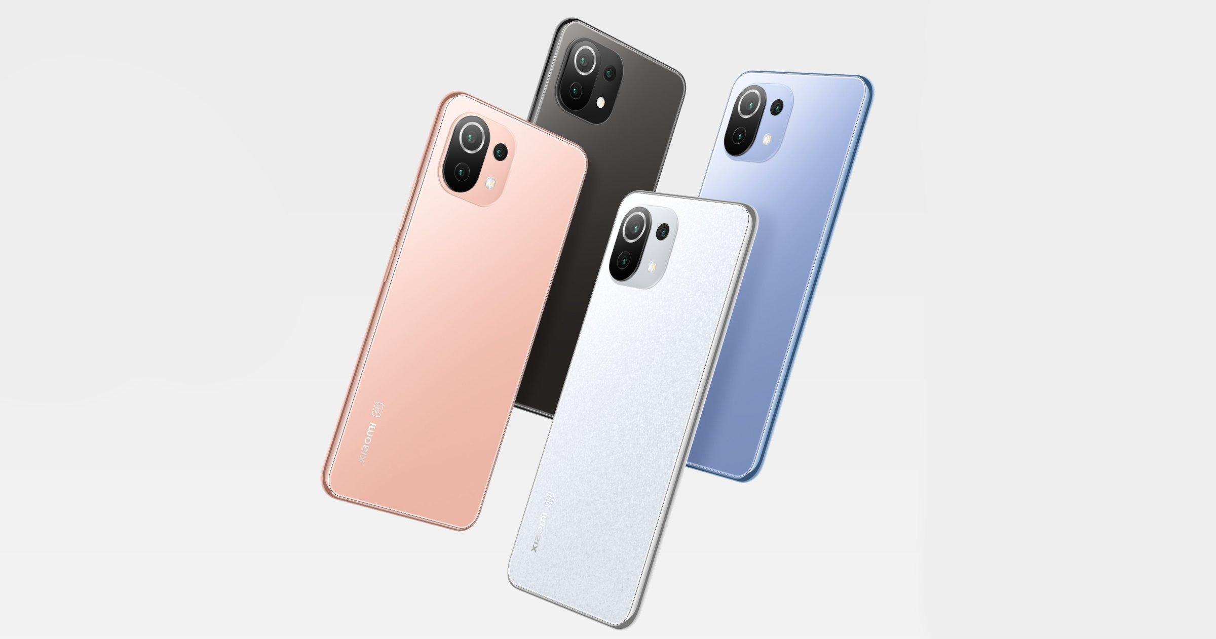 Xiaomi 11 Lite 5G Nouvelle édition