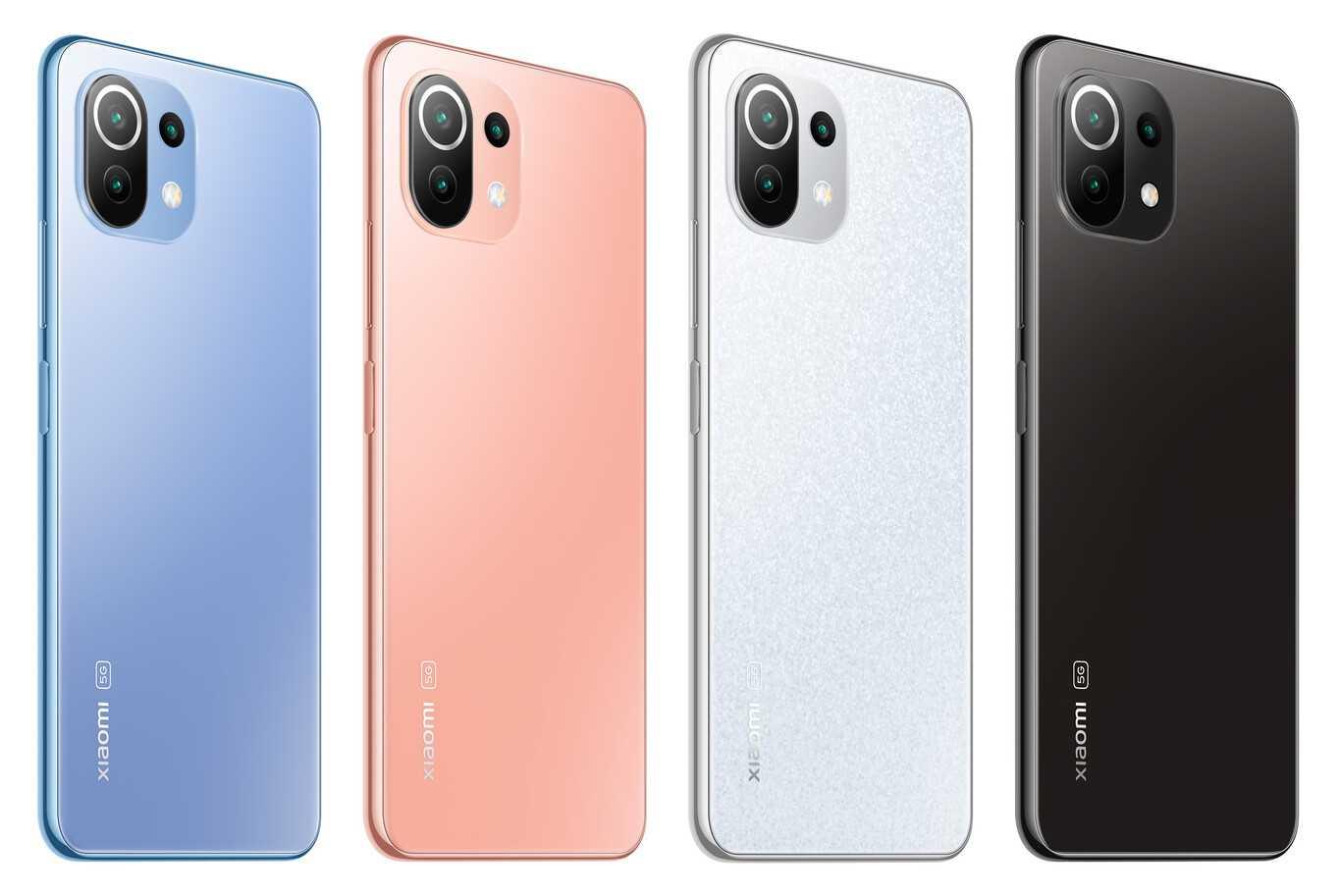 Xiaomi 11 Lit 5g Ne Color