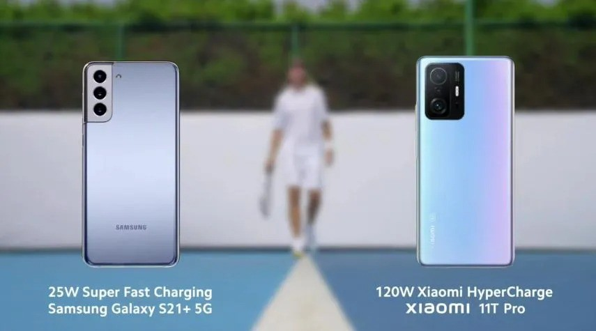 Xiaomi 11t 11t Pro Charging Fast