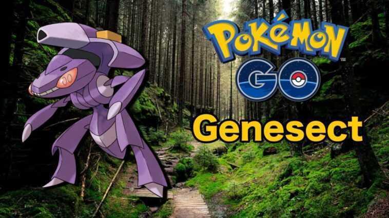 Genesect Avec Hidrorom Dans Pokémon Go : Comment Le Vaincre